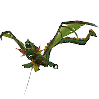DRAGON KITE WOW TCG