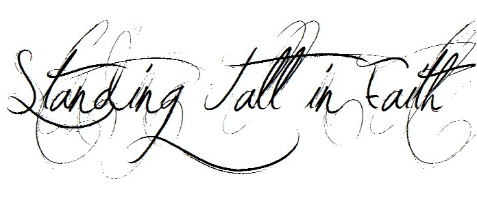 Standing Tall in Faith