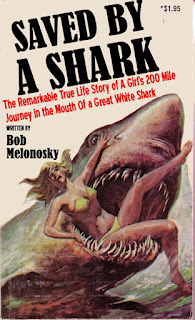 Saved by a Shark written by Bob Melonosky