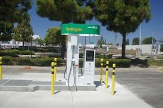 estacion hidrogeno