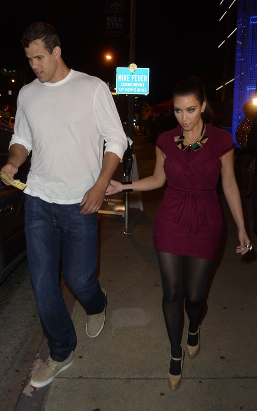 Kimmie….Explain This Look, Please?!