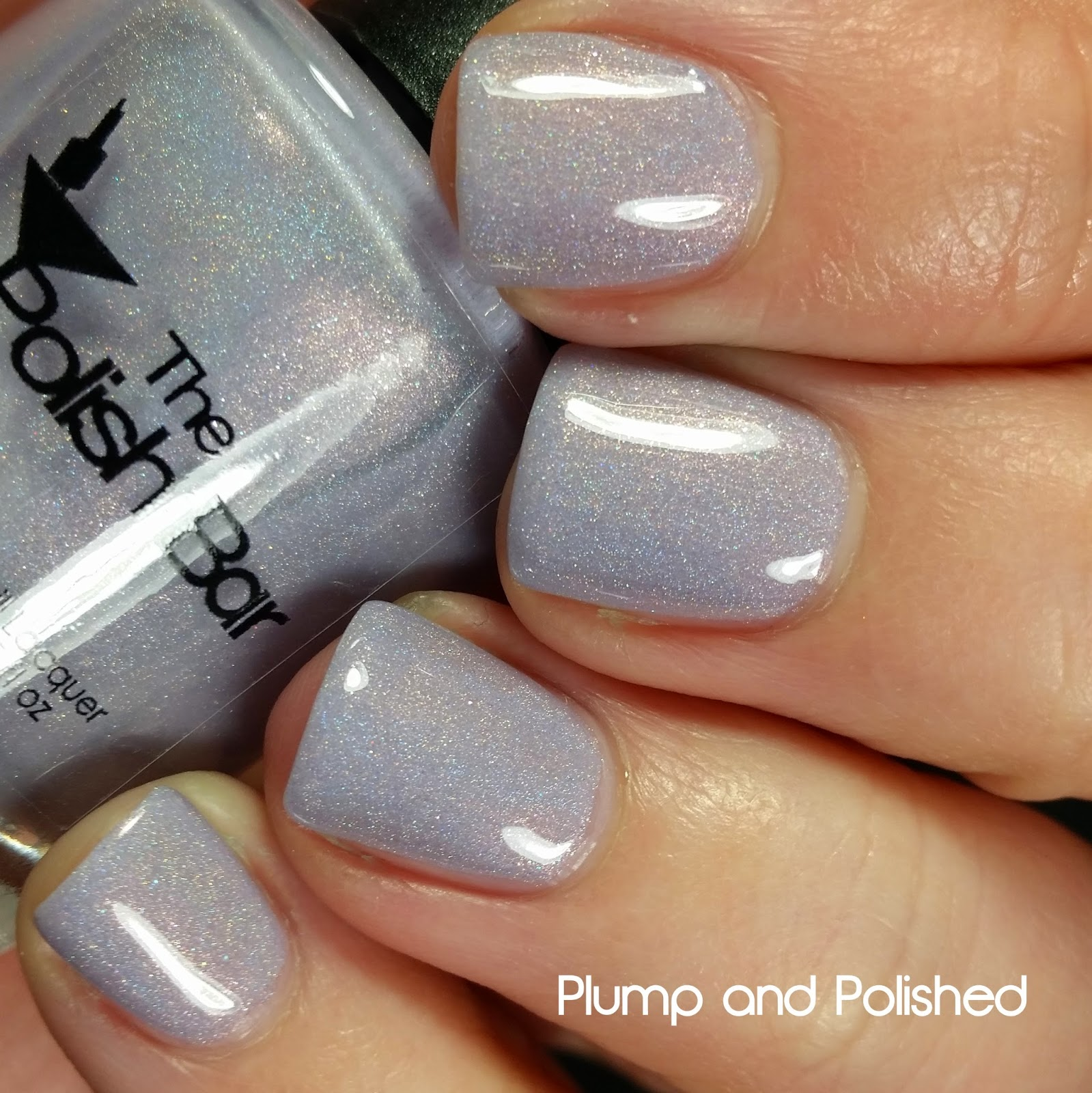 The Polish Bar - White Lilac