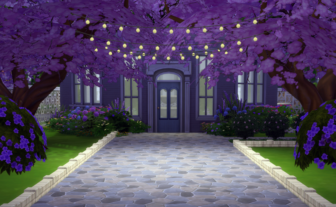 My Sims 4 Blog: TS3 String of Inspiration Lights by OmorfiMera