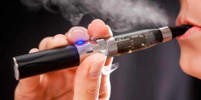 rokok elektrik dan kesehatan
