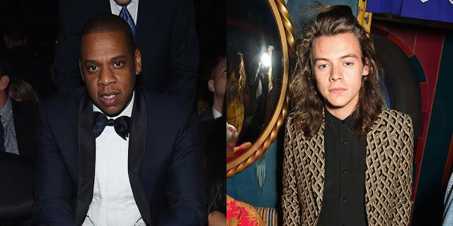 """""""Yo puedo hacer de él el más grande artista del planeta en un año"""", dijo Jay Z sobre Harry Styles."""
