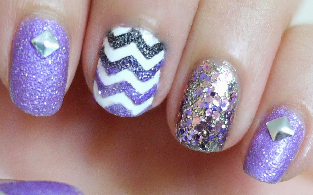 Explore Some Fabulous Nail Art Designs | FashionAndStyle