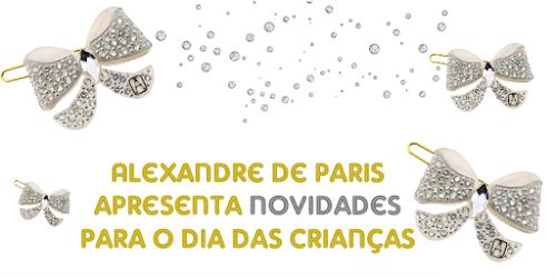 Alexandre de Paris apresenta novidades para o Dia das Crianças