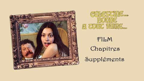 Celestine French DVD zone 2