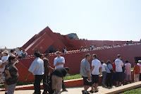 El Museo Tumbas Reales de Sipán recibió a más de 6,800 turistas durante el feriado largo por Fiestas Patrias. Foto: Unidad Ejecutora Nº 005