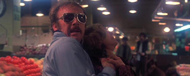 """Busting"" (1974), reż. Peter Hyams. Recenzja filmu."
