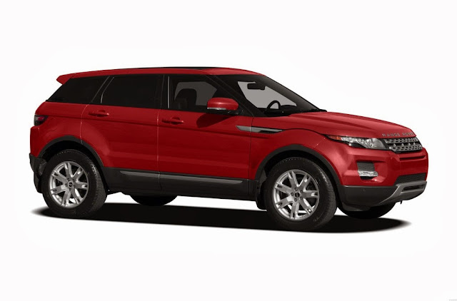 Land Rover Range Rover Evoque Car Wallpaper