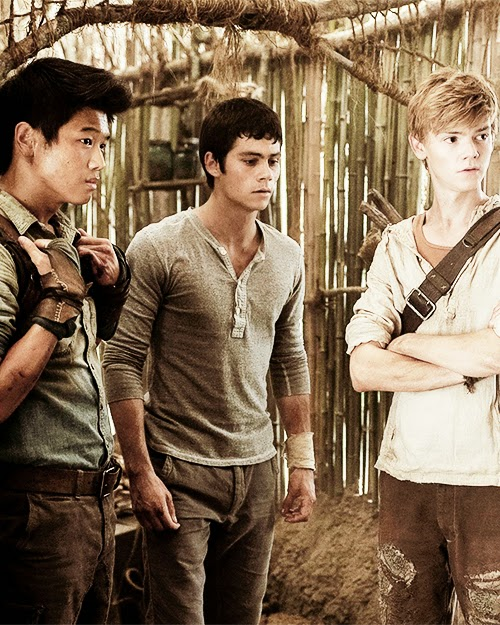 The Maze Runner - Correr ou Morrer