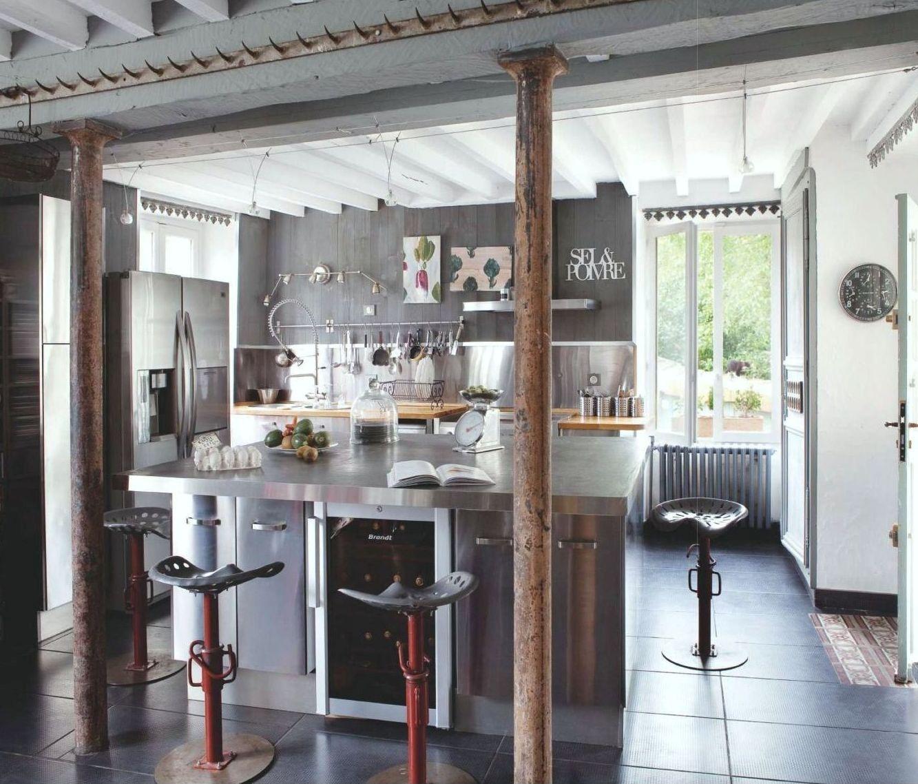 Twc estilos - Salon estilo industrial ...