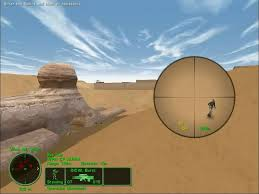 delta force 3 land warrior game