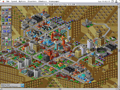 Game Sim City 2000 2