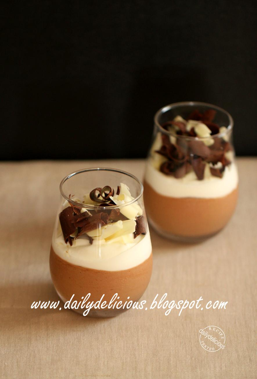 Cream Cheese Mousse Cake Filling