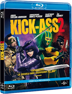 kick ass 2 2013 1080p latino Kick Ass 2 (2013) 1080p Latino