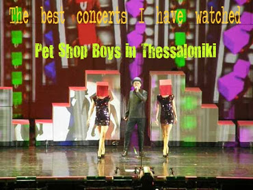 PET SHOP BOYS :