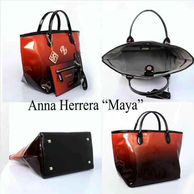Tas Anna Herrera 'Maya' uk 29x18x26 @370