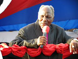 Late Bishop Dr Moses Kulola
