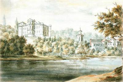 Акварель Наполеона Орды, выполненная в 1876 году