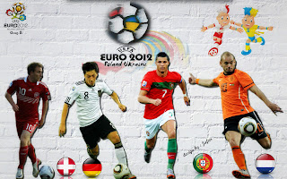 top player in euro 2012 wallpaper