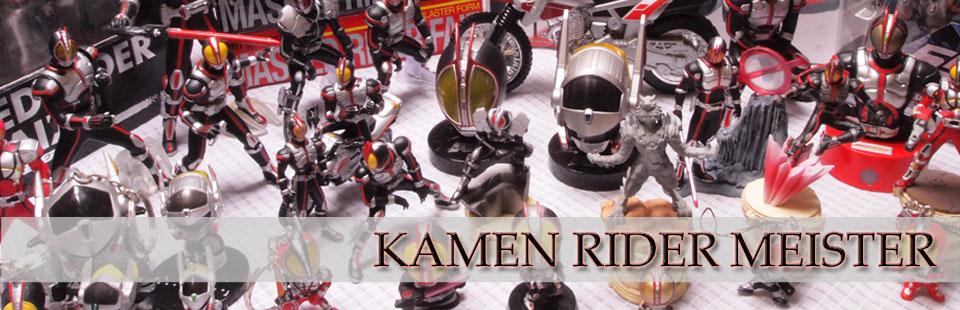 Kamen Rider Meisters