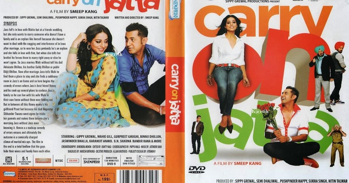 Carry On Jatta(full movie in HD) - YouTube