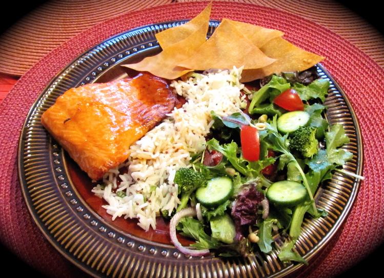 La cuisine de messidor pav s de truite l orange au four - Comment cuisiner la truite au four ...