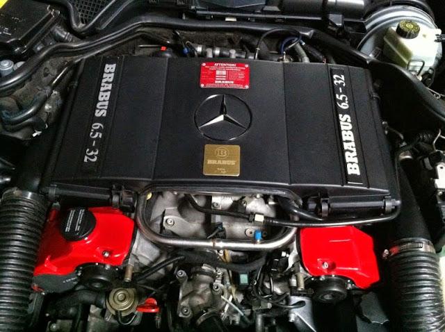 w210 brabus engine