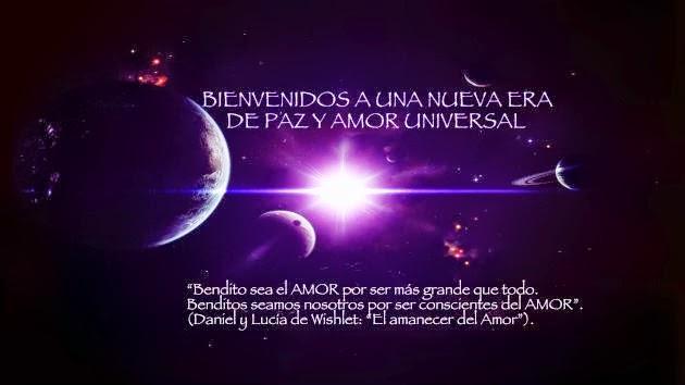 PAZ y AMOR UNIVERSAL