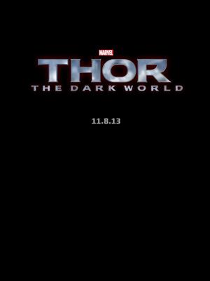 Thor - El Mundo Oscuro