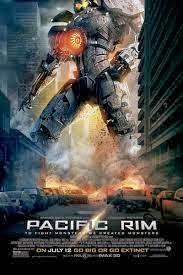 Afiche de Titanes del Pacífico