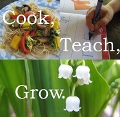 Grab button for Cook Teach Grow