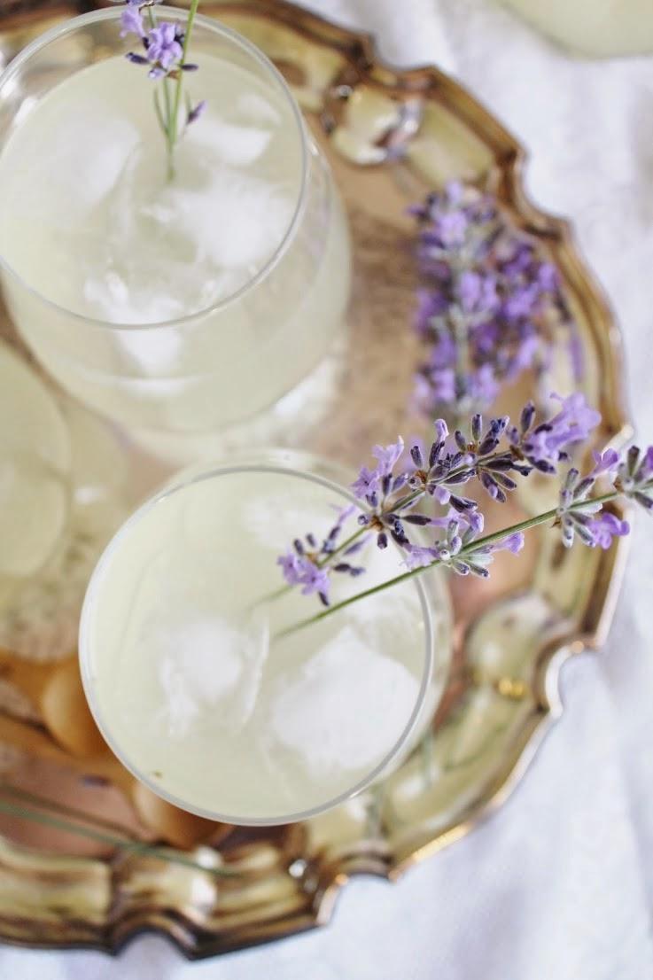 *Lavender Lemonade*