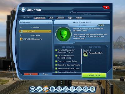 DC Universe Online - Green Equip Reward