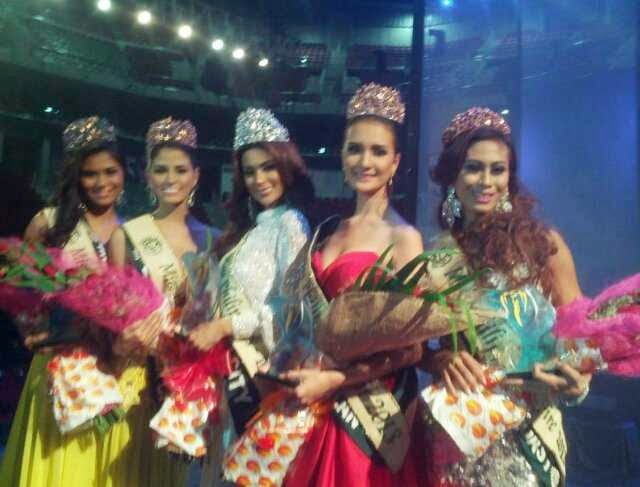 Miss Philippines Earth 2013 Results