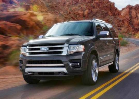 2015 Ford Expedition Platinum Review