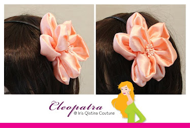 Headband Orange Color. RM38