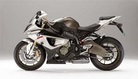 konsep gambar motor gede BMW