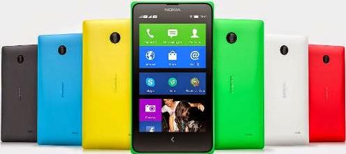 Nokia X jelly Bean - Harga dan Spesifikasi Lengkap