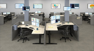 Ergonomic Cubicles