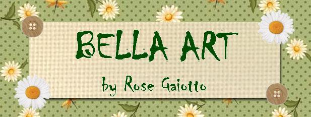 CANTINHO BELLA ART by Rose Gaiotto - ARTESANATOS EM GERAL
