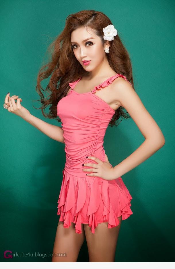 2 Zong Yi Pu - Swimsuit - very cute asian girl-girlcute4u.blogspot.com
