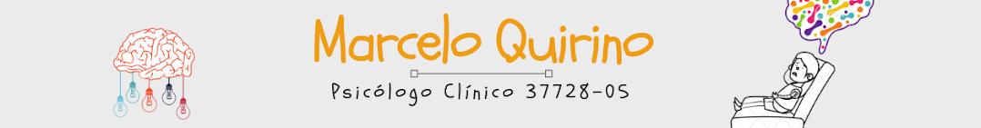 Marcelo Quirino Psicólogo Infantil