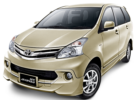 Toyota All New Avanza Champagne Metallic