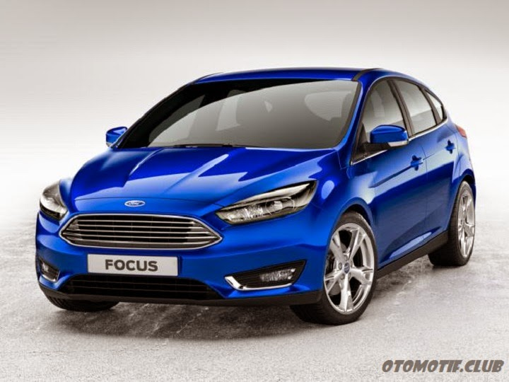 All New Ford Focus 2014