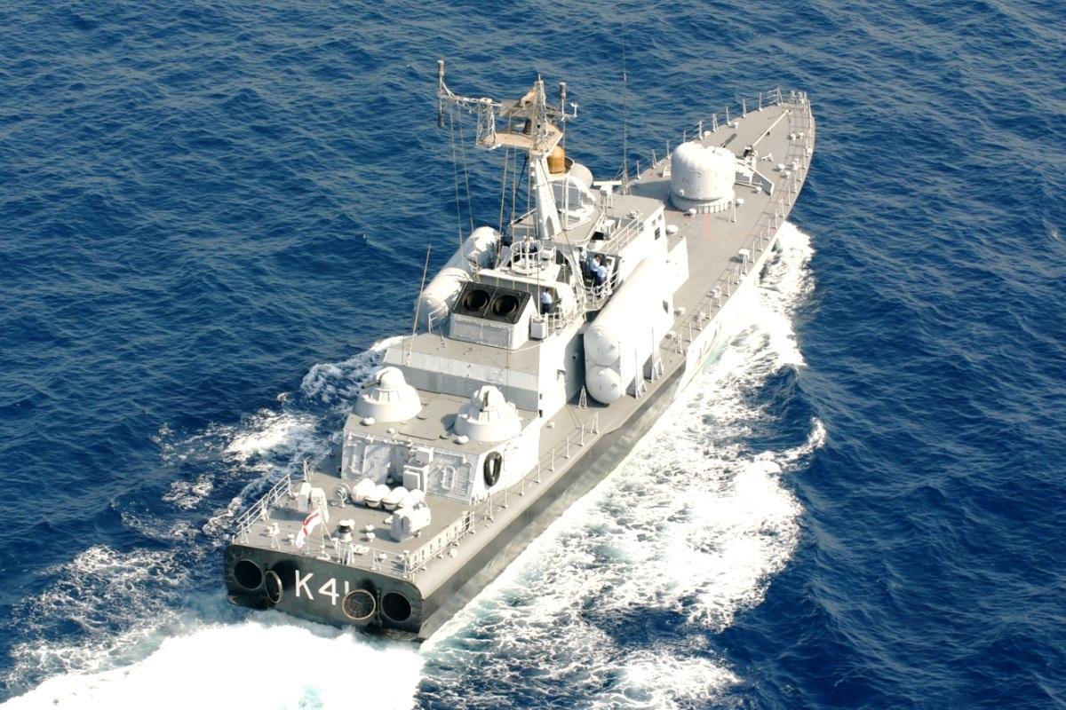 Molniya Class Corvette Ship 2