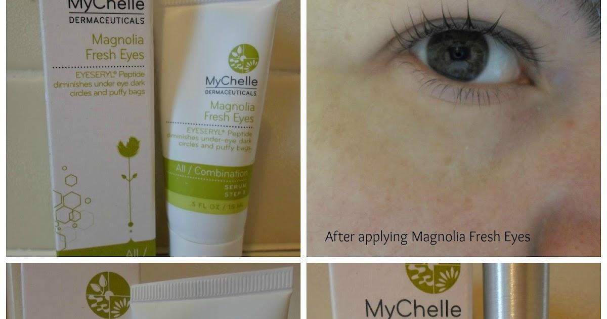Sugarpuffish: Review: MyChelle Dermaceuticals Magnolia Fresh Eyes