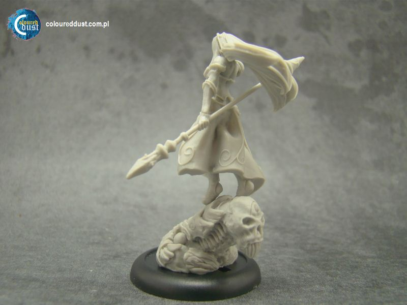 Valdis, The Witch (NORSGARD)